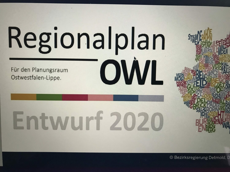 Regionalplan OWL: Chancen vertan